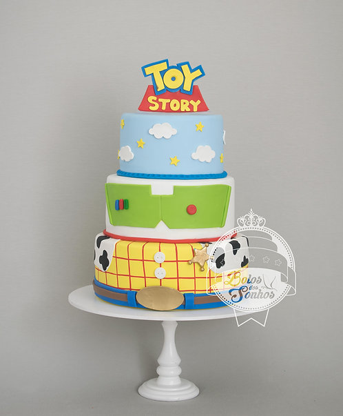 Bolo Toy Story R3008