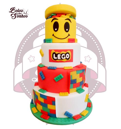 Bolo Lego R1006