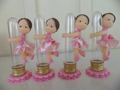 Lembrancinhas Tubets Bailarina