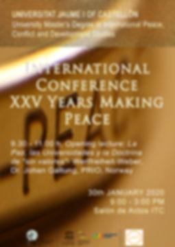 International Conference XXV Years_Galtu