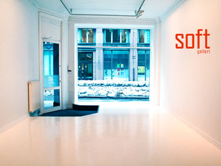Ny separatutstilling i 2017: Soft galleri i Oslo