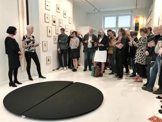 """Utstillingsåpning """"Farger i Flaten"""" på SOFT galleri"""