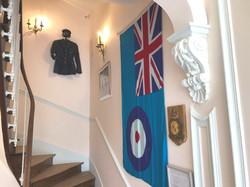Drapeau et uniformes RAF