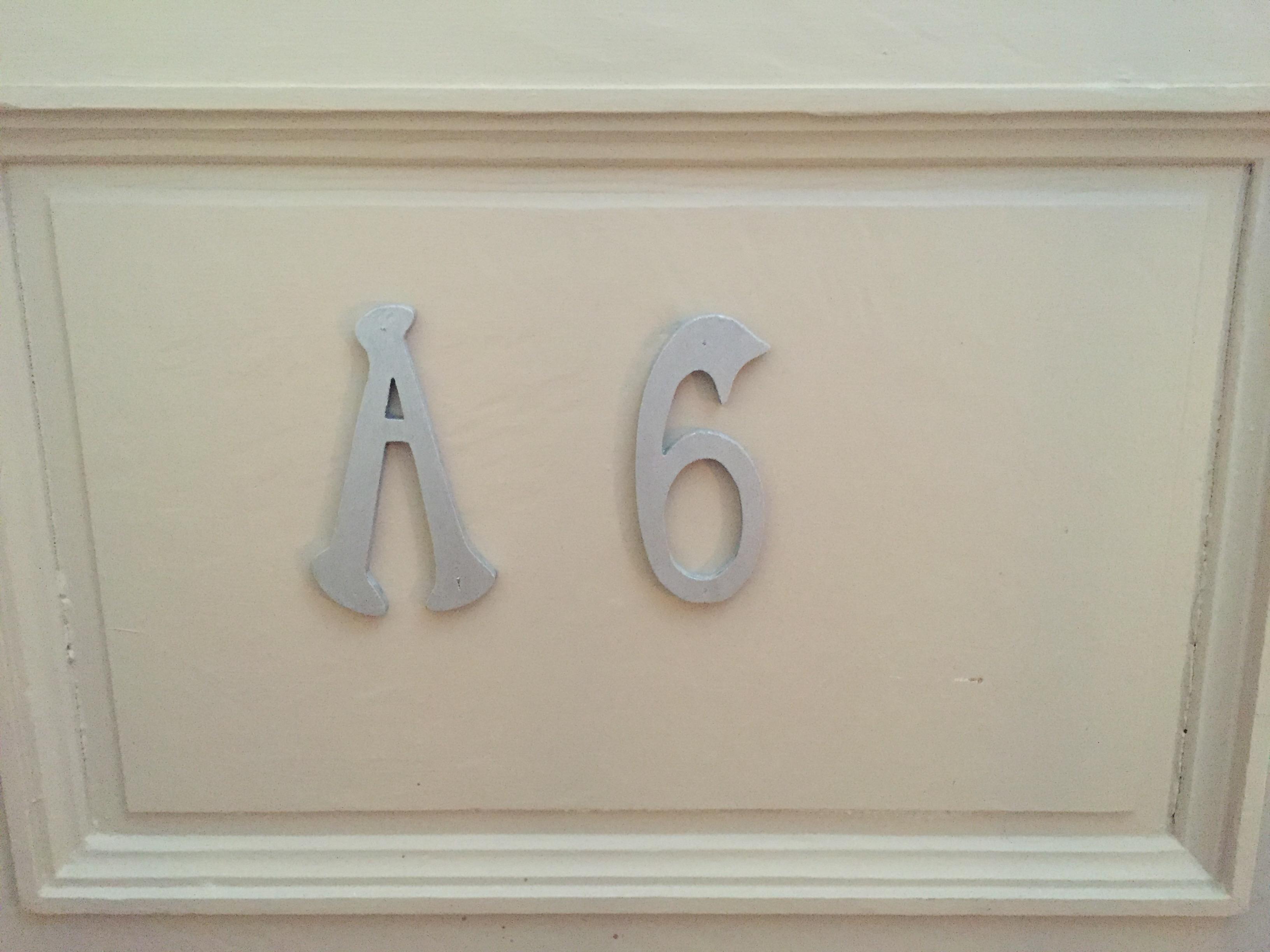 Chambre A6-Dday Aviators