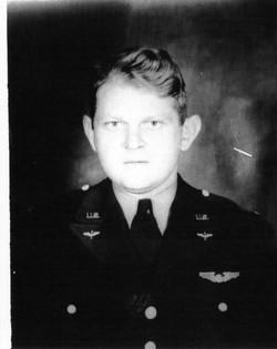 Second Lieutenant Robert G Jones