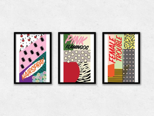 John Waters Film Posters