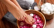 Massage et Soin des Pieds LaSpaSuite