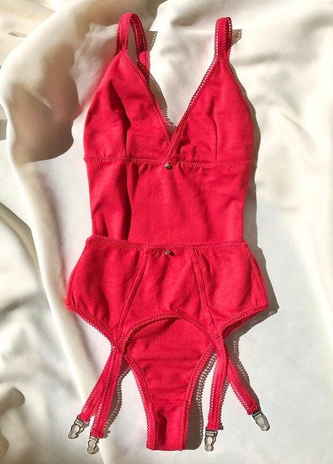 Kit Se namore ❤️ Body Ariel + Liga Camis Cotton