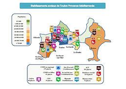 Etablissements sociaux Toulon Provence Méditérrannée élargi