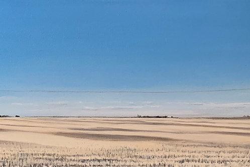 """""""Prairie Skies"""" - Cross Canada Series - Pense SK"""