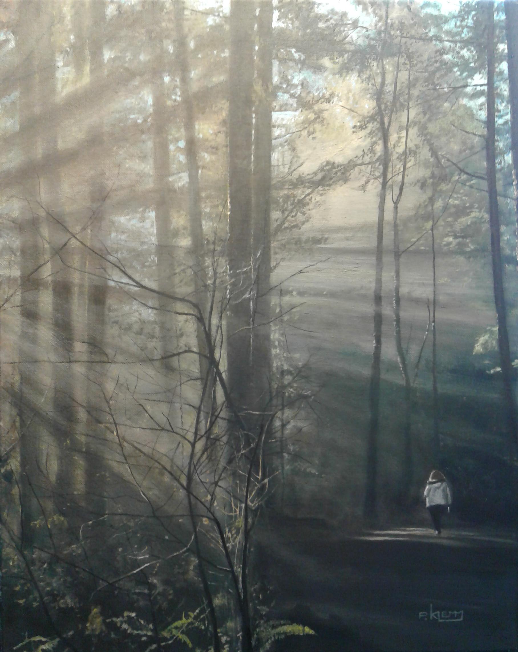 portrait of a landscape cropped