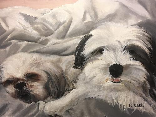 Oreo and Lulu