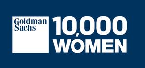 goldman sachs 10,000 women logo dark blue no border.png