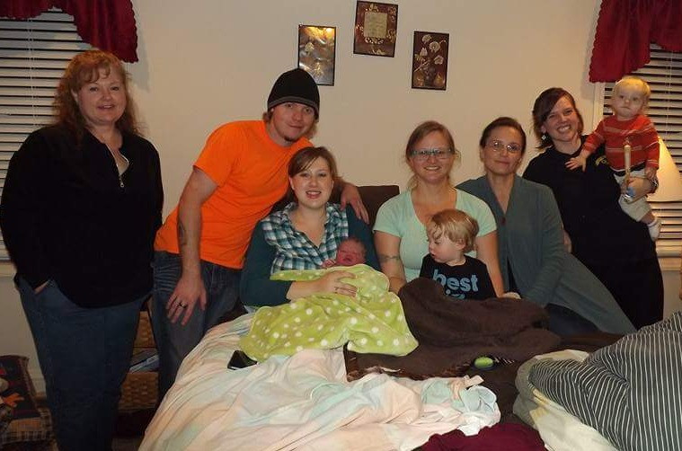 The Birth Team!