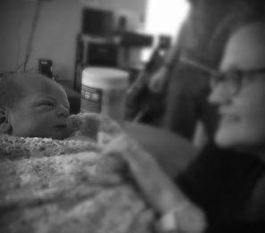 Newborn, midwife, home