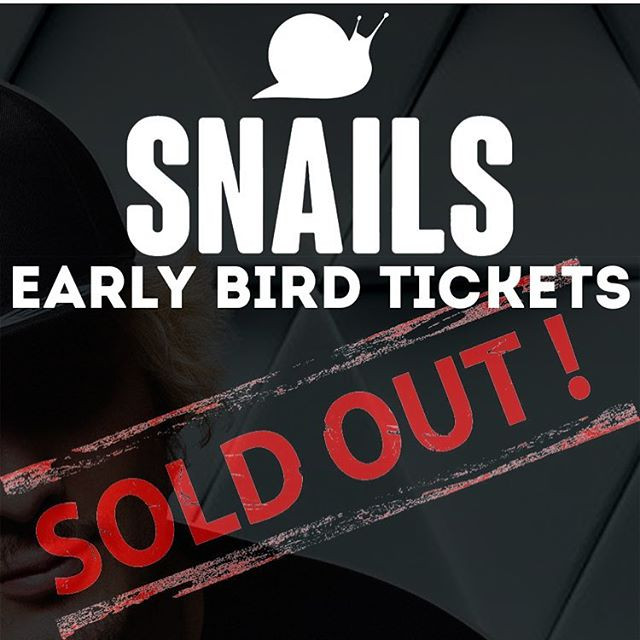 Early Bird tickets are already SOLD OUT