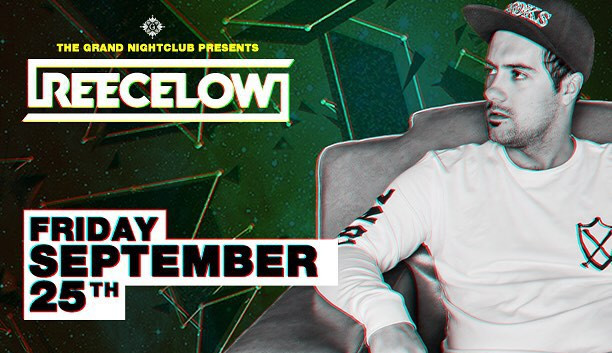 _reecelowofficial Friday September 25th!