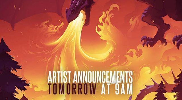 12 hours till some _everafterfest artist