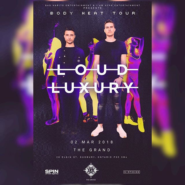 2018 _thegrandsudbury to bring you _loud