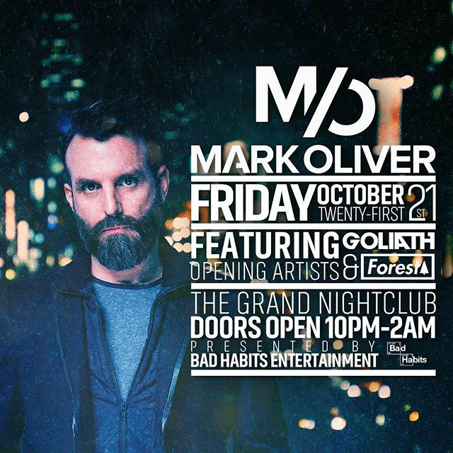 Only one more day till _markoliveroffici