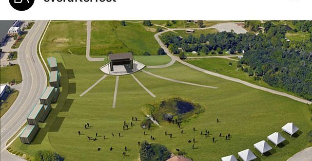 Look at how huge _everafterfest ground a