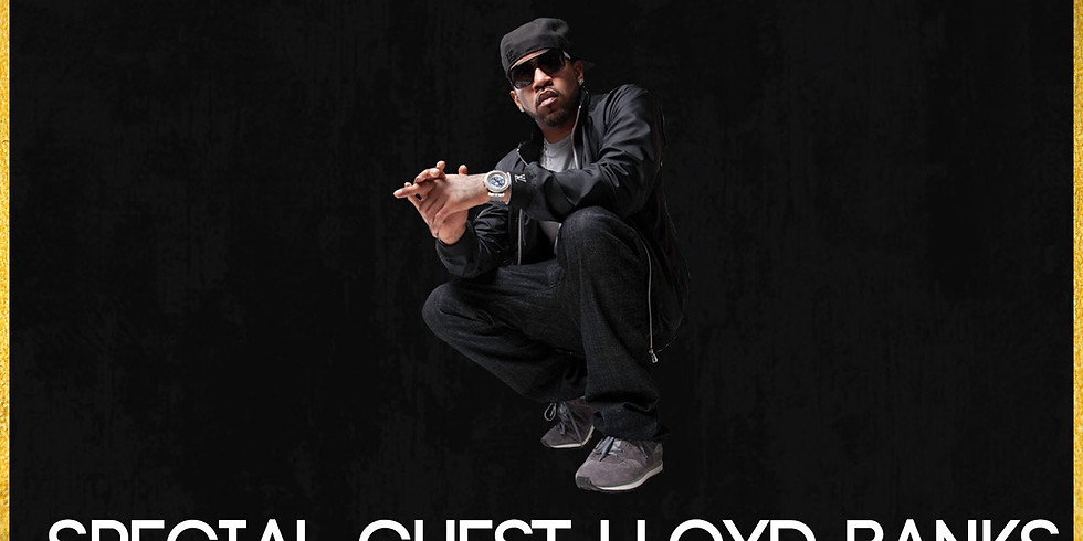 Official Lloyd Banks After Party At HQ