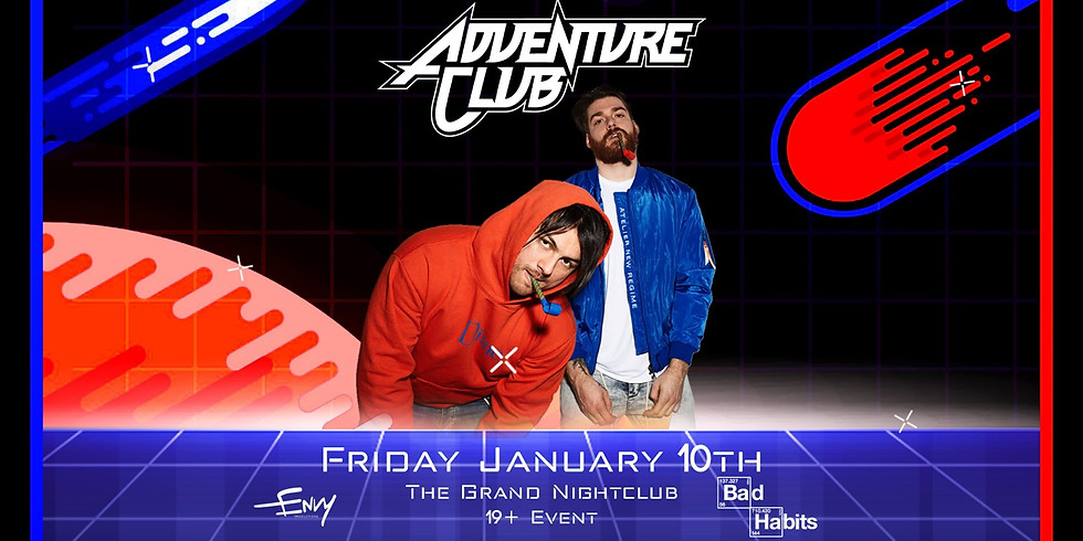 Adventure Club At The Grand!