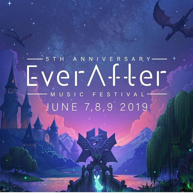 _everafterfest coming in hot with the 5t