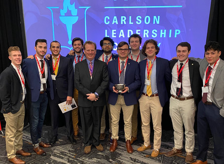 Carlson Leadership Academy 2020