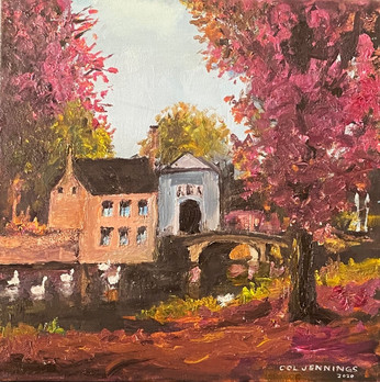 16 Pink Autumn in Bruge Belgium.jpg