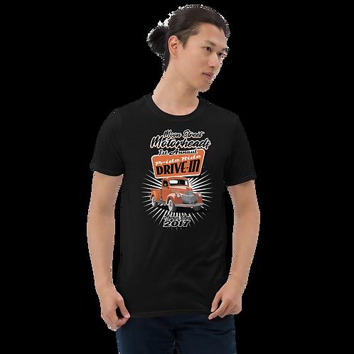 Short-Sleeve Unisex 2017 Drive-In T-Shirt
