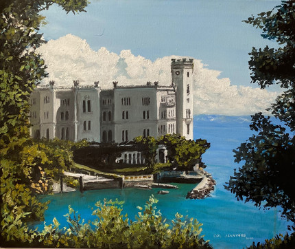 5 Miramare Castle Trieste Italy.jpg
