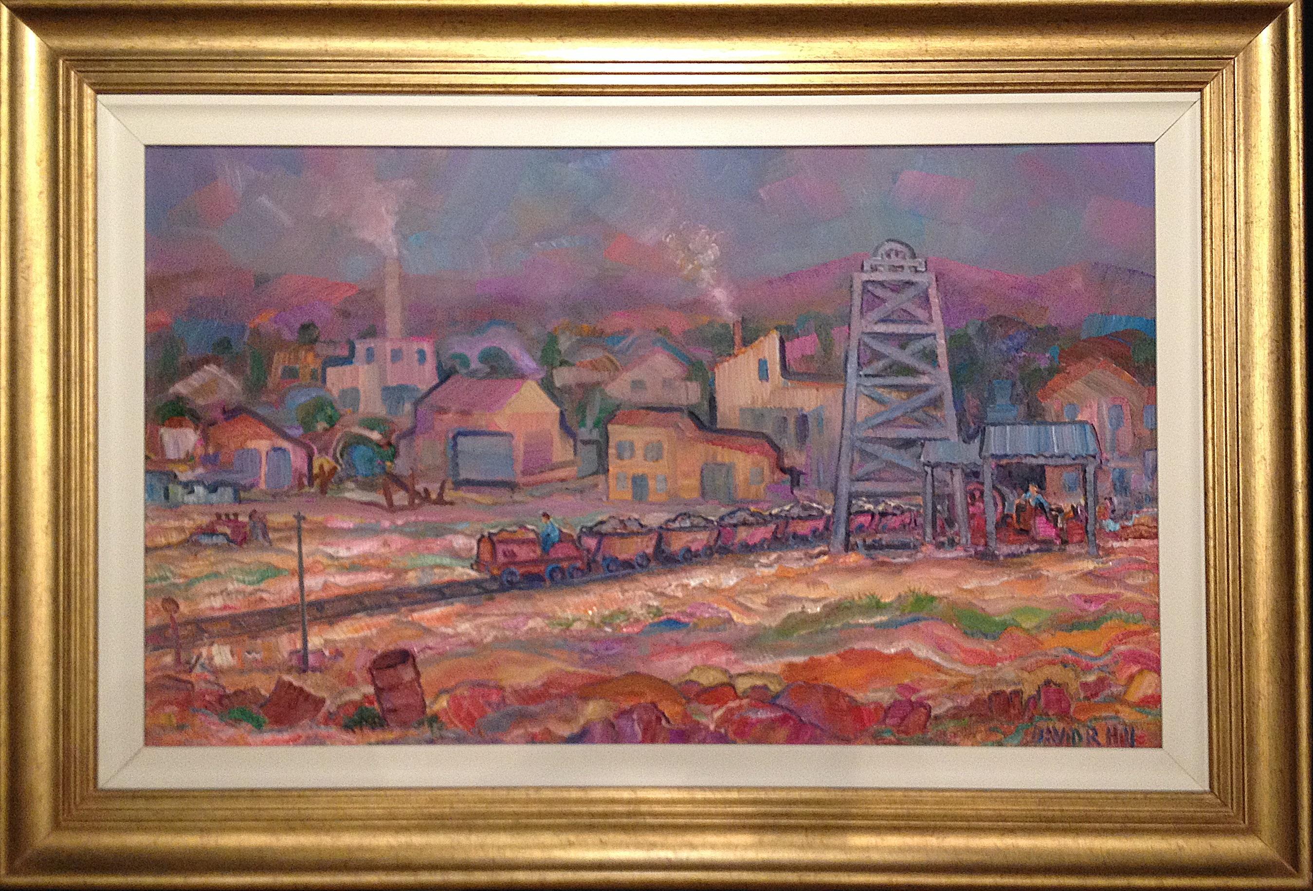 Occidental Mine, Cobar