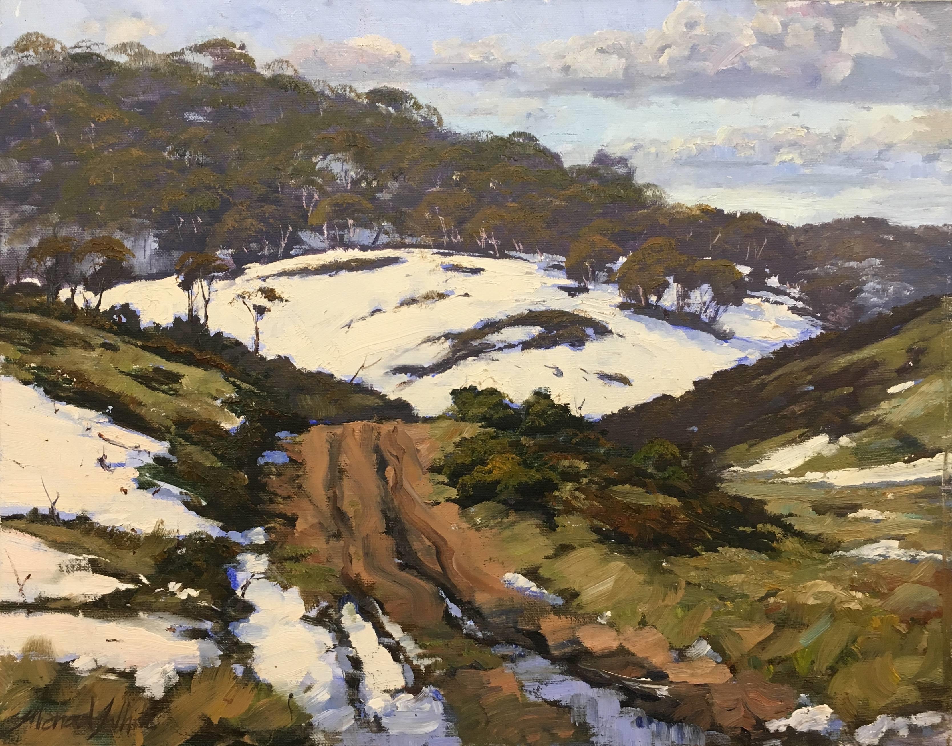 _Snowy Trail