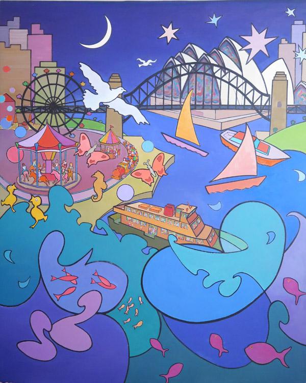 Sydney Celebration 1