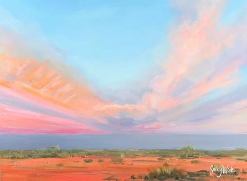 Coober Pedy Sunrise - Sandy Weule.jpg
