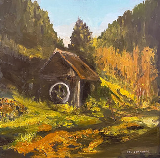 20 Henry David Thoreau's Hut Massachuset