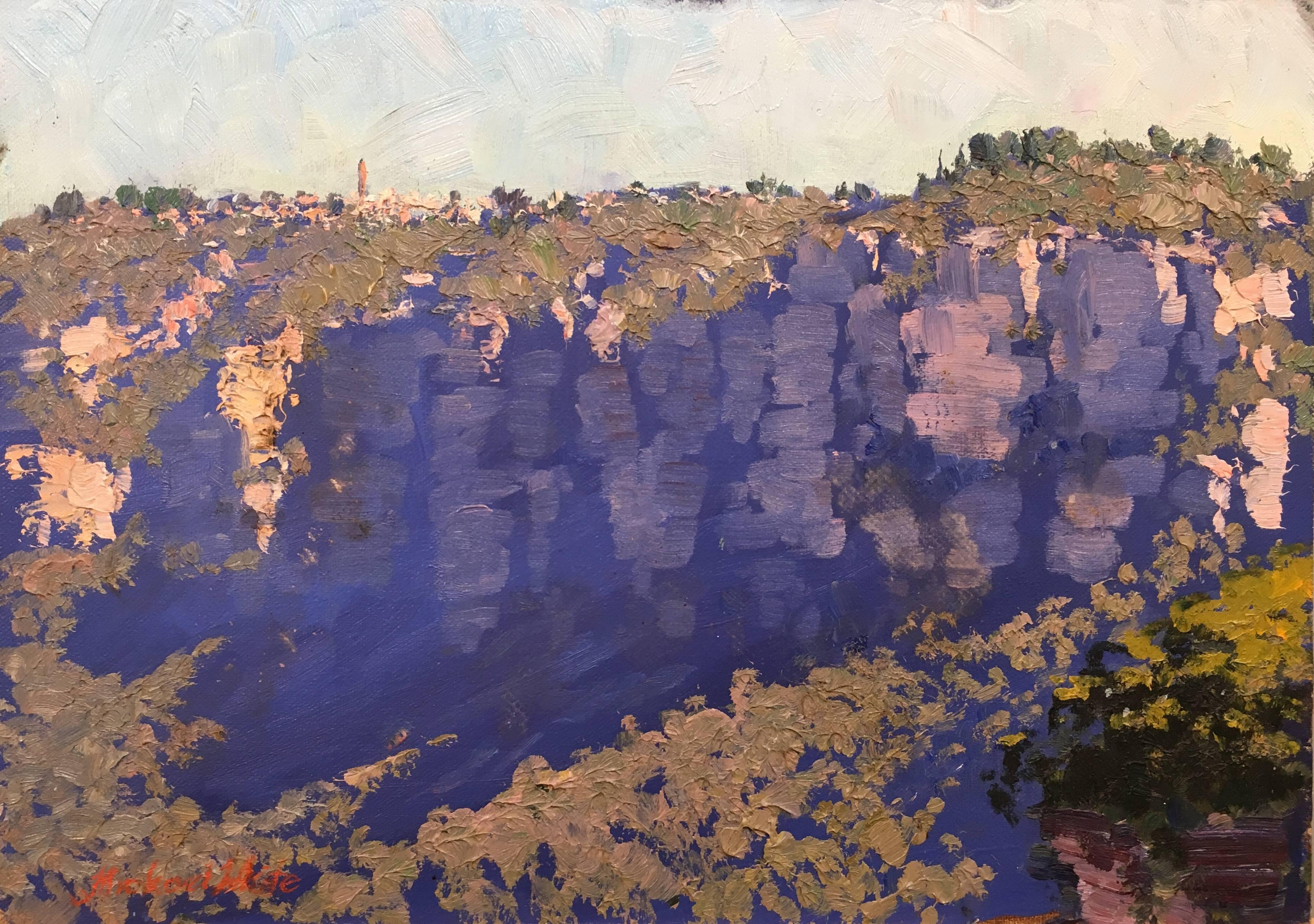 Katoomba Cliffs circa 1994