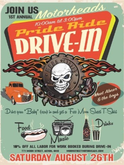 2017 MSMH Drive In Poster