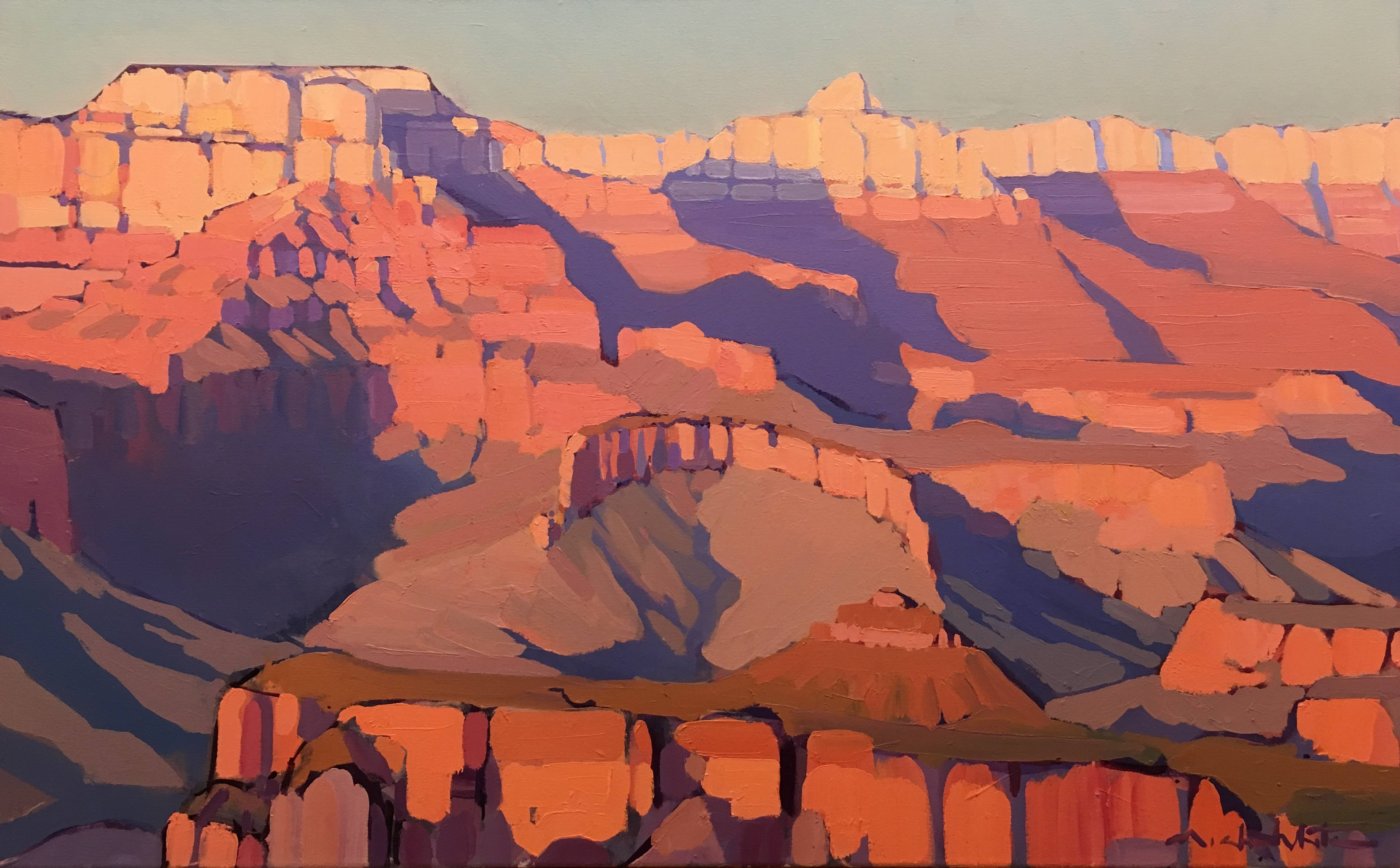 Before Sunset_ Grand Canyon