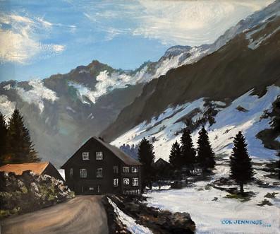 4 Santis Mountain Appenzell Alps Switzer