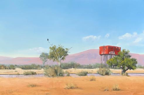 Outback Train Line - Sandy Weule.jpg