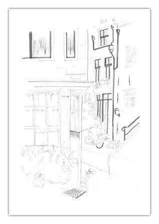 URBAN Sketing Symposium Sketch #1