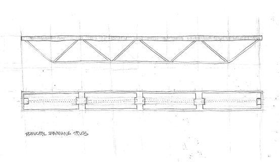 Centre Pompidou Details large scae