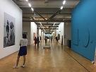 Centre Pompidou Lvl 4 Gallery Thoroughfare