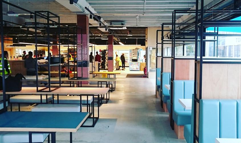 Stretford Food Hall