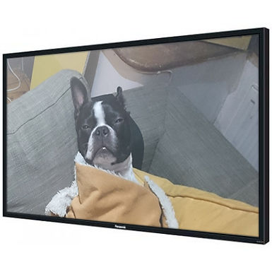 """Panasonic 42"""" LED TV with stand"""