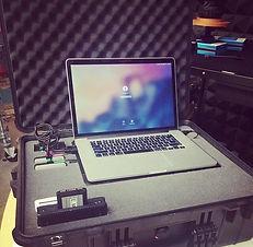 Macbook Pro Laptop Apple Windows Playback