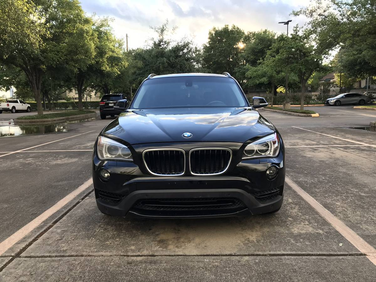BMW X1 X-Drive 2013