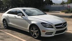 2014 Mercedes Benz CLS 550